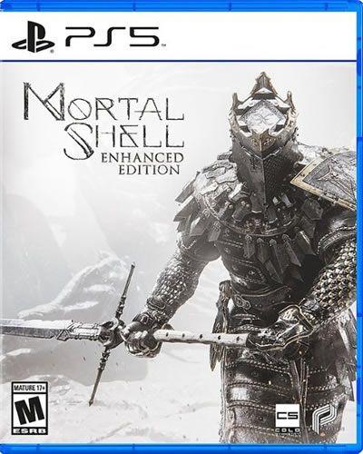 Game Mortal Shell Enhanced Edition - PS5