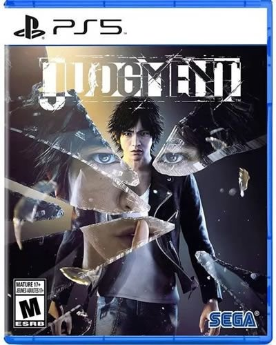 Game Judgment - PS5