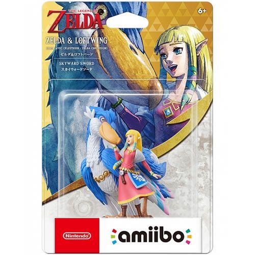 Amiibo The Legend of Zelda & Loftwing - Nintendo