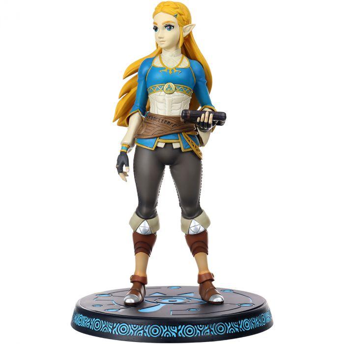 Figure The Legend of Zelda Breath of The Wild - Zelda - Standard Edition - First4Figures