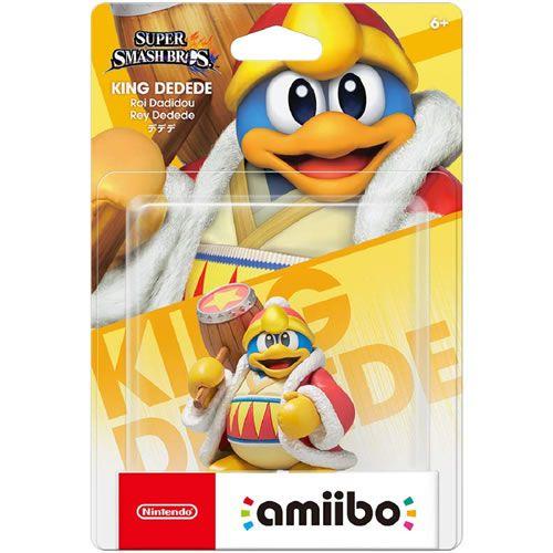 Amiibo King Dedede Super Smash Bros Series - Nintendo