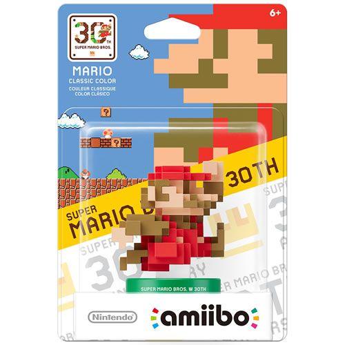 Amiibo Super Marios Bros 30th Anniversary - Nintendo