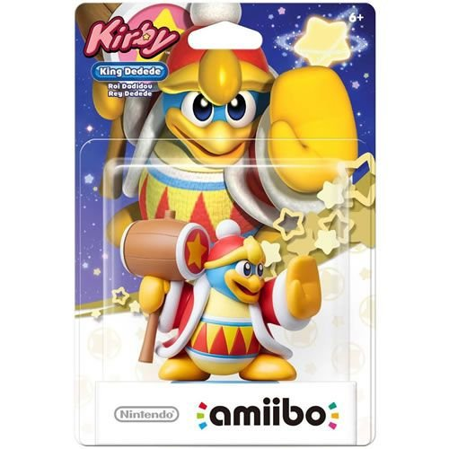 Amiibo King Dedede Kirby Series - Nintendo