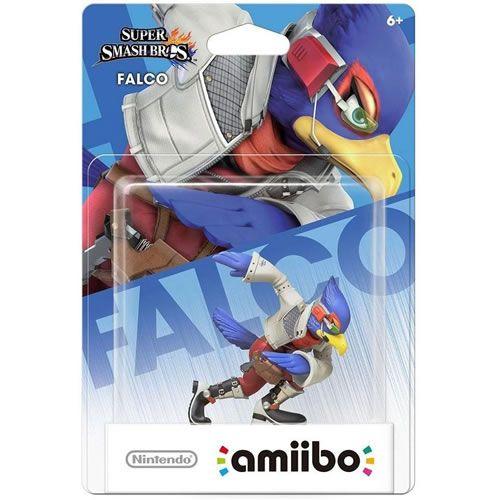 Amiibo Falco Super Smash Bros Series - Nintendo