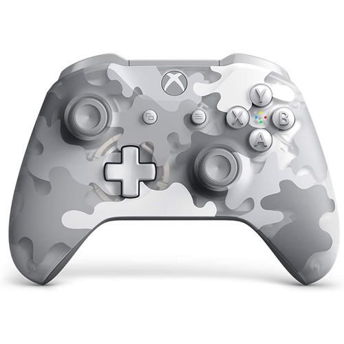 Controle Xbox One / Xbox Series / PC Artic Camo - Microsoft