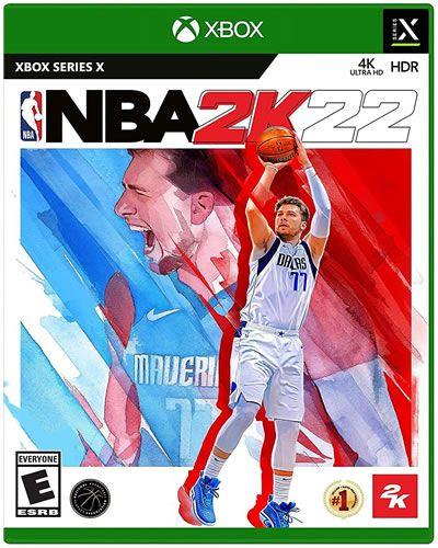 Game NBA 2K 22 - Xbox One / Series S/X