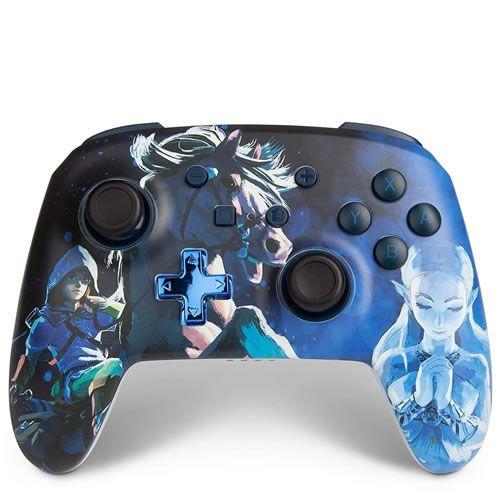 Controle Sem fio para Switch The Legend of Zelda Ghost Rider - PowerA