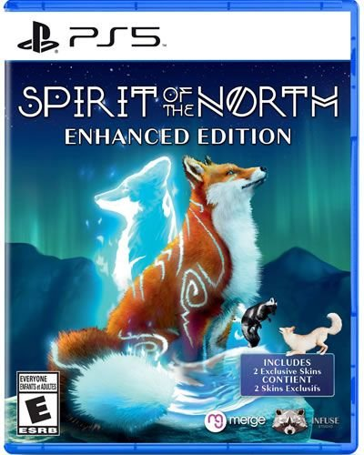 Game Spirit of The North Enhanced Edition - PS5