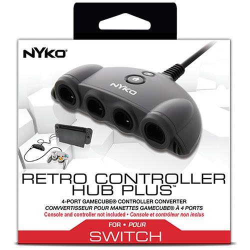 Retro Controller HUB Plus Switch - Nyko