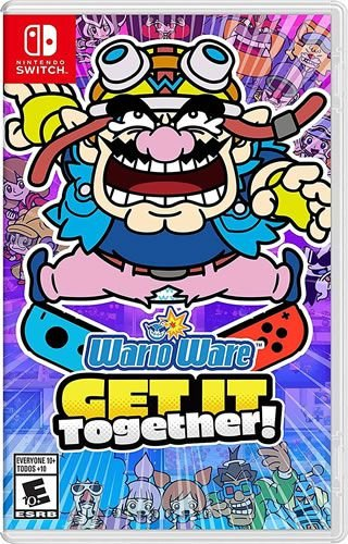 Game WarioWare Get It Together! - Switch