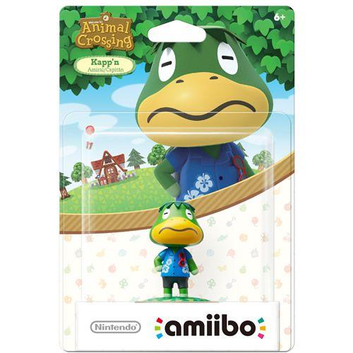 Amiibo Kapp'n Animal Crossing Series - Nintendo