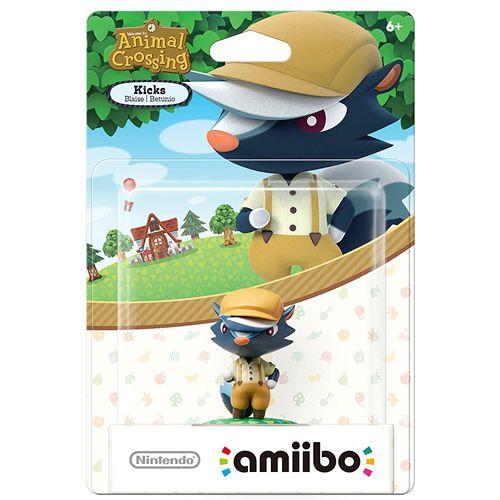 Amiibo Kicks Animal Crossing Series - Nintendo