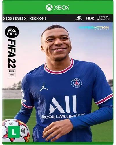 Game FIFA 22 - Xbox One / Xbox Series S/X