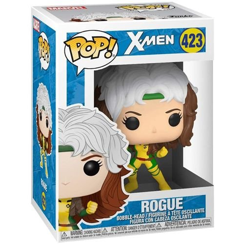 Pop! Marvel X-Men Rogue Classico #423 - Funko