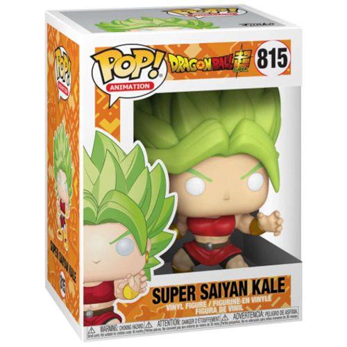 Pop! Dragon Ball Z Super Saiyan Kale #815 - Funko