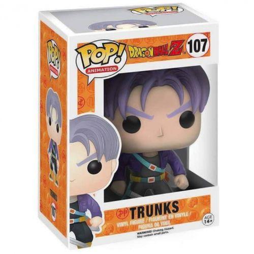 Pop! Dragon Ball Z Trunks #107 - Funko