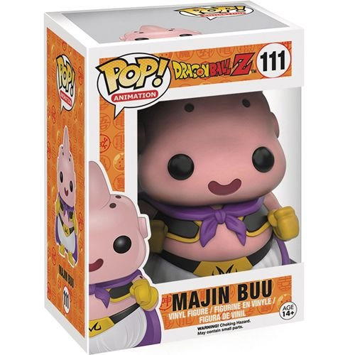 Pop! Dragon Ball Z Majin Buu #111 - Funko
