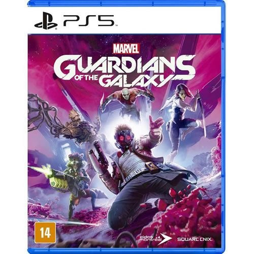 Game Marvel Guardians of The Galaxy - PS5 (Pré-venda)