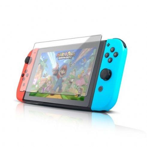Película Protetora Vidro Temperado - Nintendo Switch