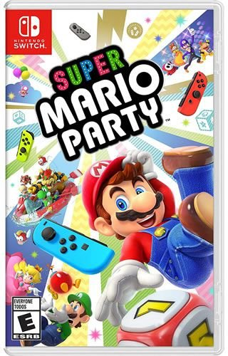 Game Super Mario Party - Switch