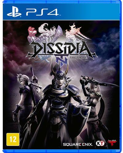 Game Dissidia Final Fantasy NT - PS4