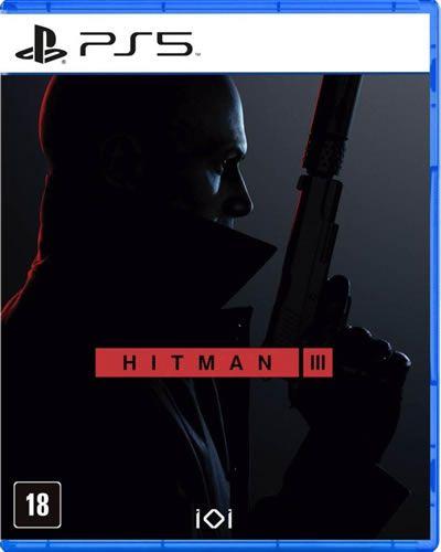 Game Hitman III - PS5