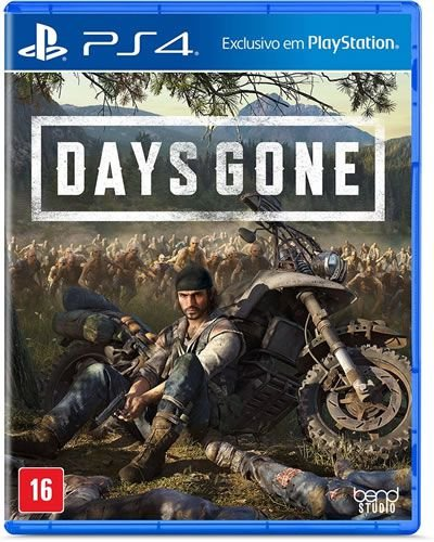 Game Days Gone - PS4