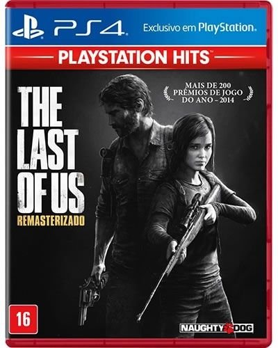 Game The Last of US Remastered - PS4
