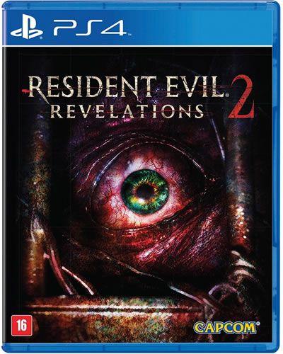 Game Resident Evil Revelations 2 - PS4