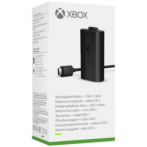 Play & Charge Kit Xbox One Series S/X - Microsoft