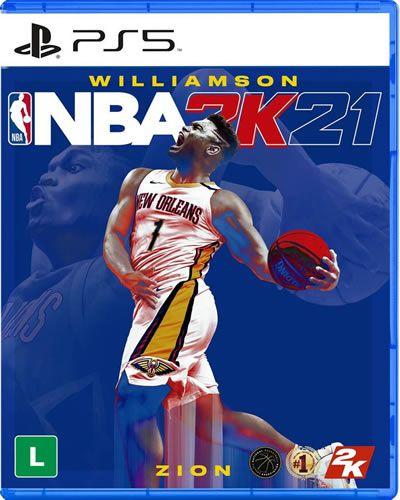 Game NBA 2K21 - PS5