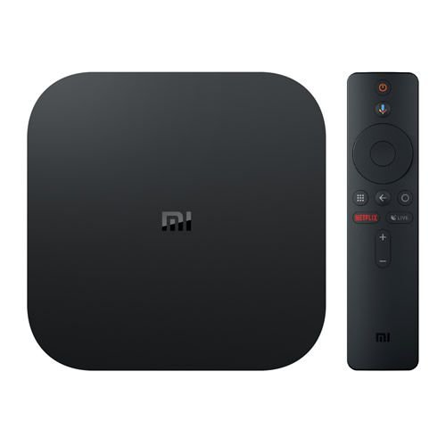 Mi Box S 4K Ultra HD Set-top Box - Xiaomi