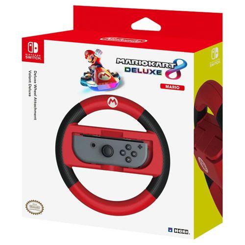 Mario Kart 8 Deluxe Racing Wheel Mario - Switch