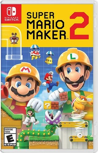 Game Super Mario Maker 2 - Switch