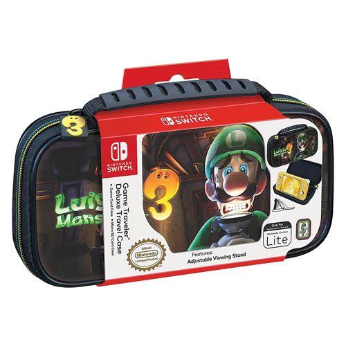 Case para Nintendo Switch Lite RDS travel Luigi's Mansion 3 - Switch Lite
