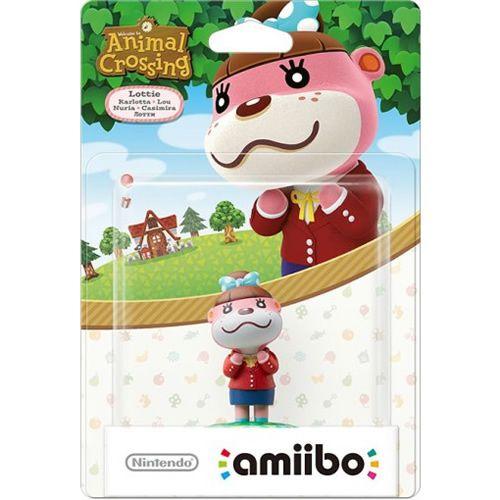 Amiibo Lottie Animal Crossing Series - Nintendo