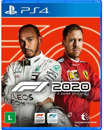 Game F1 2020 - PS4