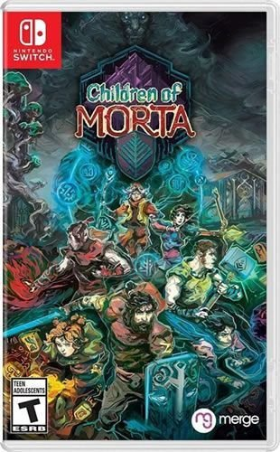Game Children of Morta - Switch