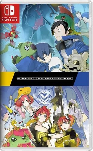 Game Digimon Story Cyber Sleuth Complete Edition - Switch