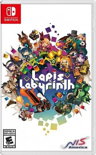 Game Lapis x Labyrinth Limited Edition XL - Switch