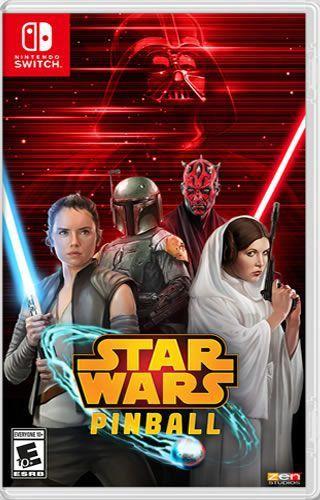 Game Star Wars Pinball - Switch