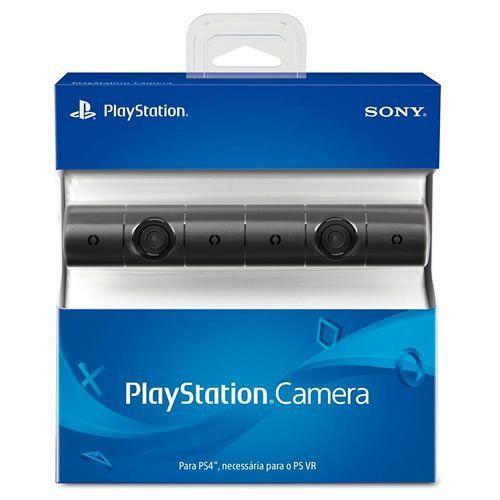 Playstation Câmera PS4 - Garantia Oficial Sony