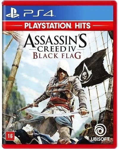 Game Assassin's Creed IV Black Flag - PS4