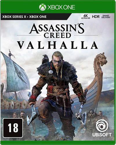 Game Assassin's Creed Valhalla - Xbox Series / Xbox One [Pré-venda]