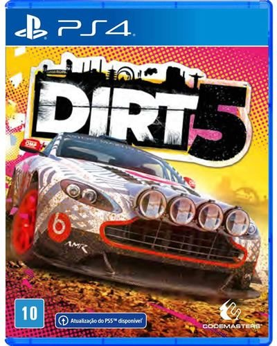Game Dirt 5 - PS4 Upgrade PS5
