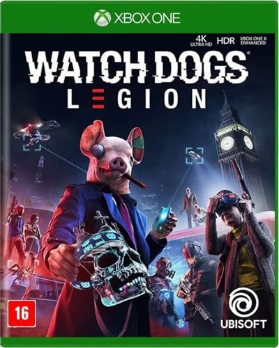 Game Watch Dogs Legion - Xbox One / Series