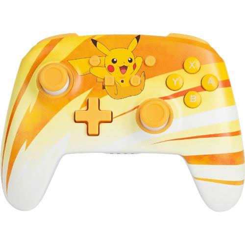 Controle Sem fio PowerA Pikachu Joy - Switch