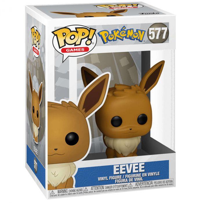 POP! Games Pokemon Eevee - Funko