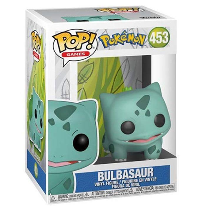 Pop! Games Pokémon Bulbasaur - Funko