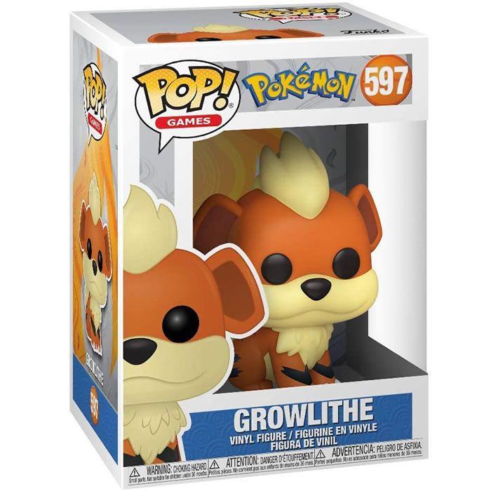 Pop! Games Pokémon Growlithe - Funko